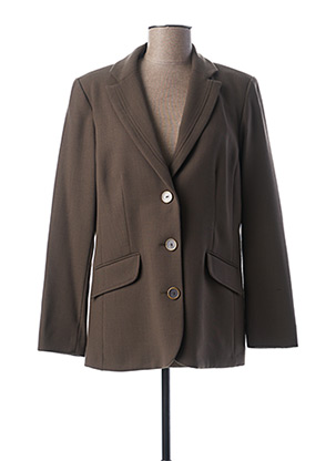 Veste casual gris WEINBERG pour femme