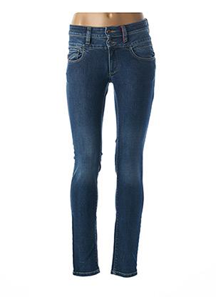 Jeans skinny bleu COUTURIST pour femme