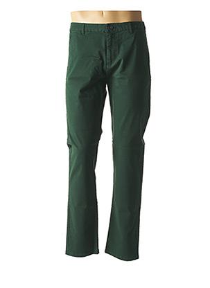 Pantalon casual vert HARRIS WILSON pour homme