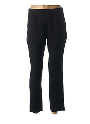 Pantalon 7/8 noir MADO ET LES AUTRES pour femme