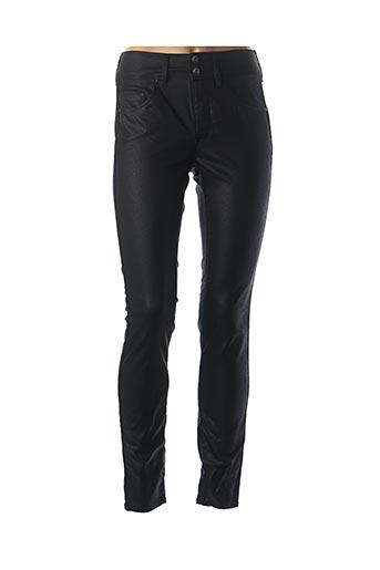 Pantalon casual noir SALSA pour femme