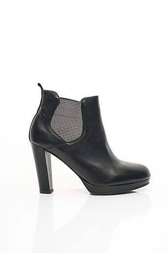 Bottines/Boots noir FEE NO MEN pour femme