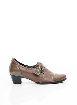 Bottines/Boots beige J.METAYER pour femme