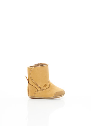 Bottes beige EASY PEASY pour fille
