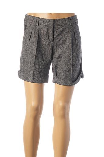 Short gris TEENFLO pour femme