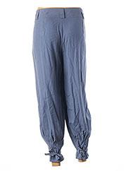 Pantalon casual bleu TEENFLO pour femme seconde vue