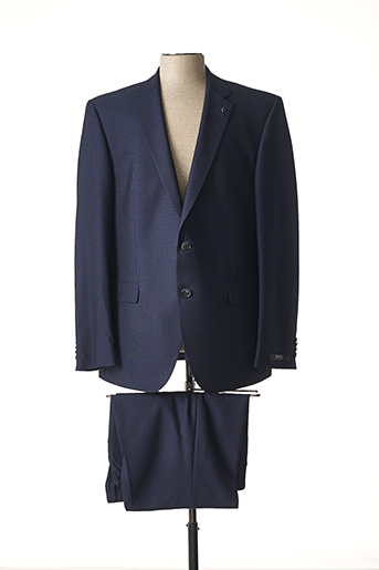 Costume de cérémonie bleu DIGEL pour homme