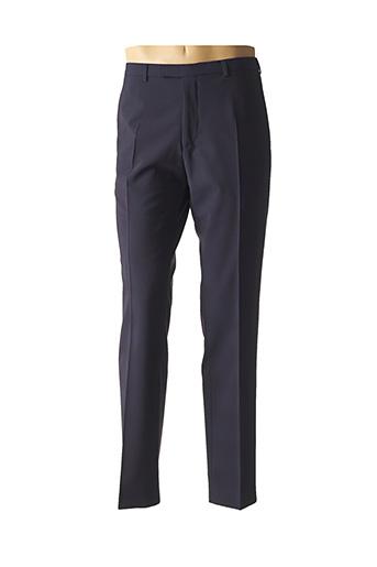 Pantalon chic bleu DIGEL pour homme