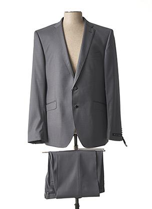 Costume de cérémonie gris DIGEL pour homme