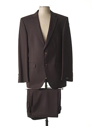 Costume de cérémonie marron DIGEL pour homme