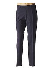 Pantalon chic bleu DIGEL pour homme seconde vue