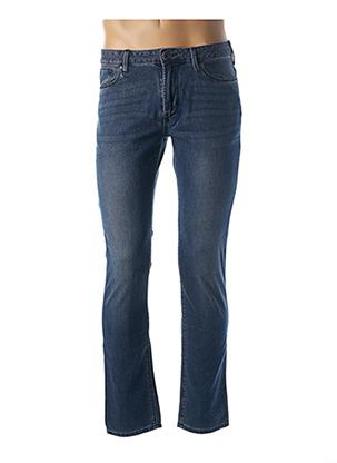 Jeans coupe slim bleu ARMANI pour homme