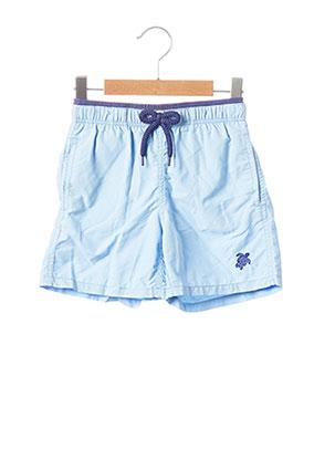 Short de bain bleu VILEBREQUIN pour garçon