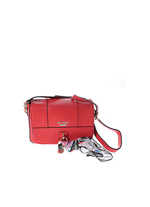 Sac rouge MY TWIN pour femme