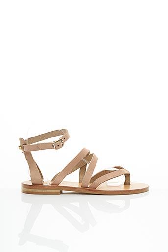 Sandales/Nu pieds chair TWINSET pour femme