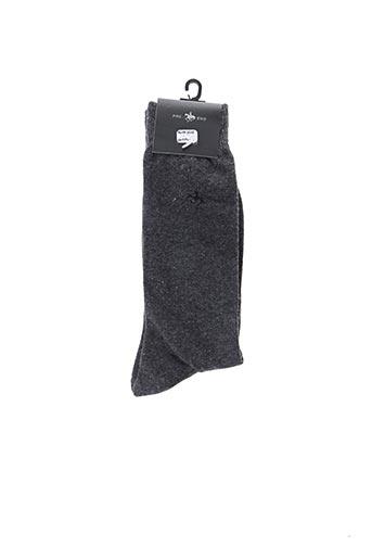 Chaussettes gris PRE END pour homme