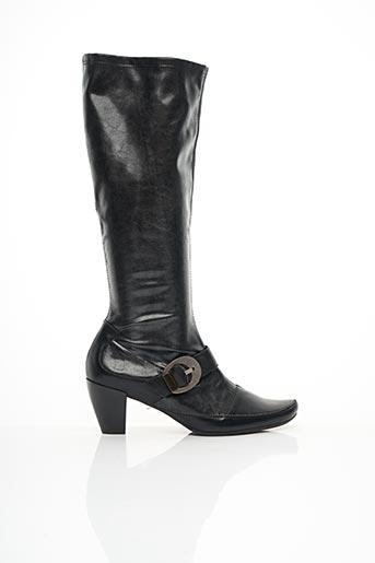Bottes noir FRANCE MODE pour femme
