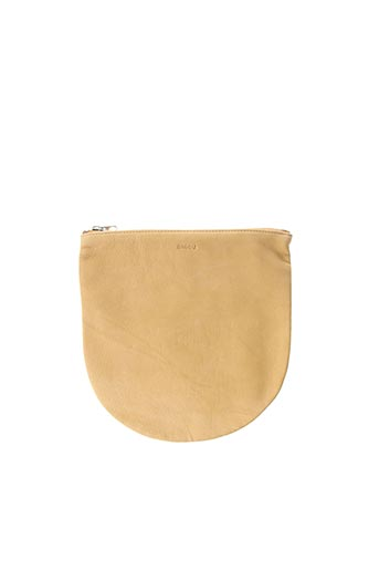 Pochette beige BAGGU pour femme