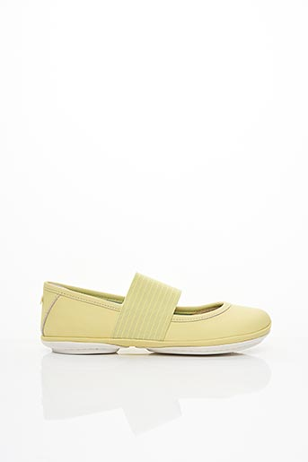 Baskets jaune CAMPER pour femme
