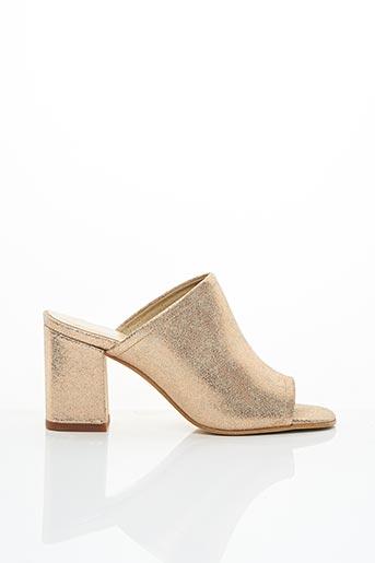 Mules/Sabots beige JONAK pour femme