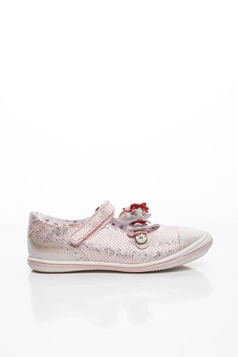 Ballerines rose BELLAMY pour fille