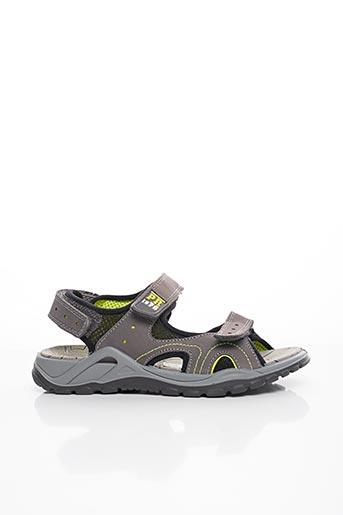 Sandales/Nu pieds gris PRIMIGI pour garçon
