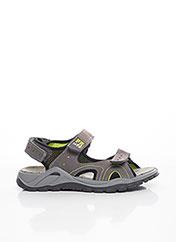 Sandales/Nu pieds gris PRIMIGI pour garçon seconde vue