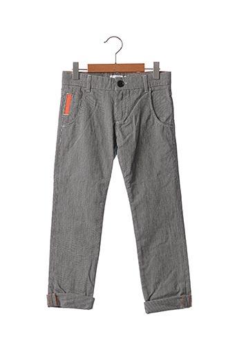 Pantalon chic gris MARESE pour garçon