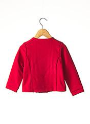 Veste casual rouge MARESE pour fille seconde vue