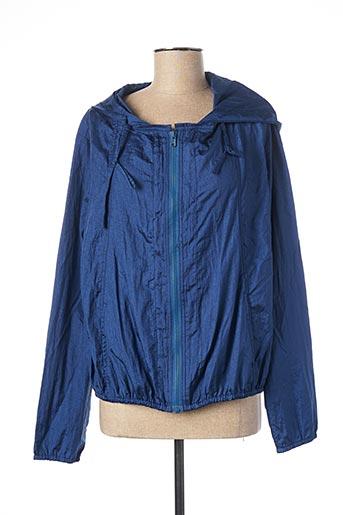 Imperméable/Trench bleu DRESS ADDICT pour femme