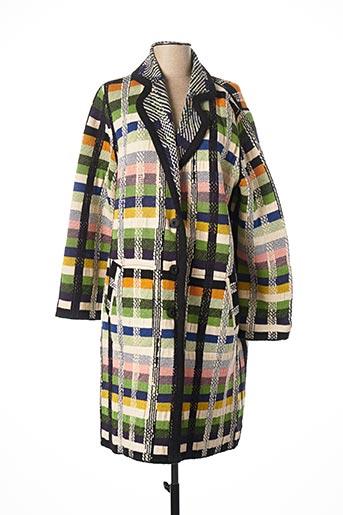 Manteau long beige ALDOMARTINS pour femme