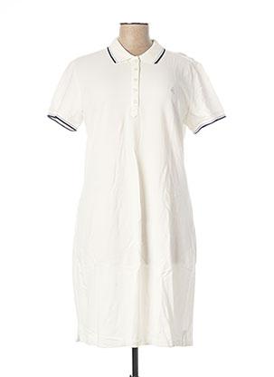 Robe mi-longue blanc CONCEPT K pour femme