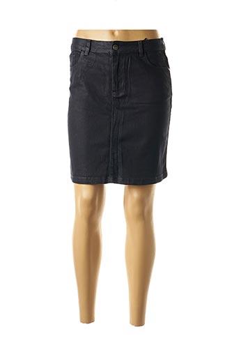 Jupe courte bleu EVA KAYAN pour femme