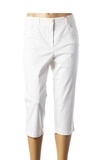 Corsaire blanc JOCAVI pour femme