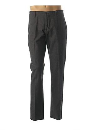 Pantalon chic gris PADDOCK'S pour homme