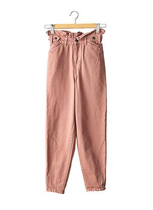 Pantalon casual rose SINEQUANONE pour femme