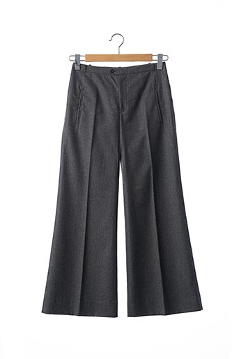 Pantalon casual gris BALENCIAGA pour femme
