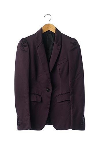 Veste chic / Blazer violet BURBERRY pour femme