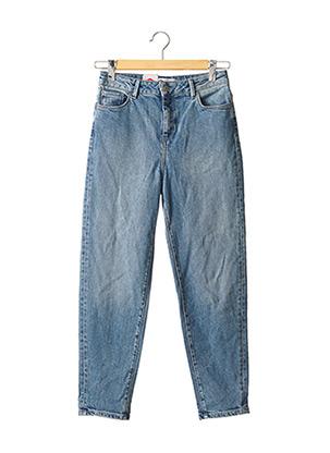 Jeans coupe droite bleu LEE COOPER pour femme