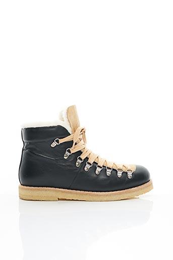 Bottines/Boots noir ANOTHER PROJECT pour femme
