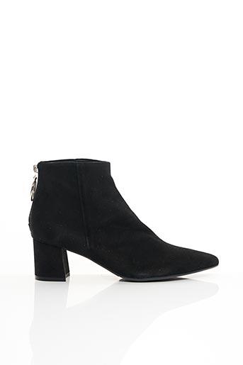 Bottines/Boots noir BILLIBI pour femme
