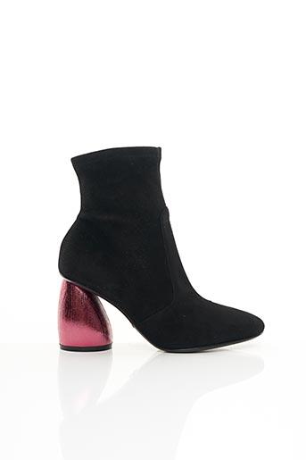 Bottines/Boots noir CARVEN pour femme