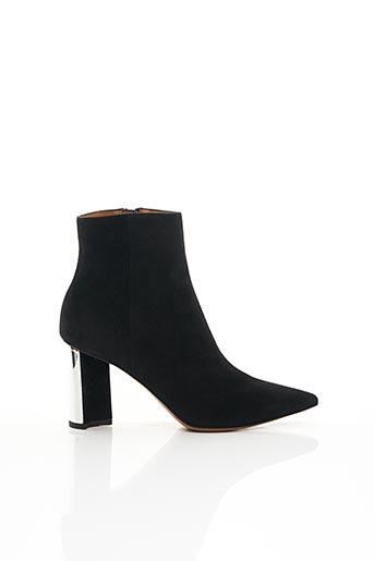 Bottines/Boots noir CLERGERIE pour femme