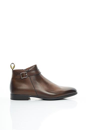 Bottines/Boots marron DOUGLAS pour homme