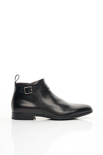 Bottines/Boots noir DOUGLAS pour homme