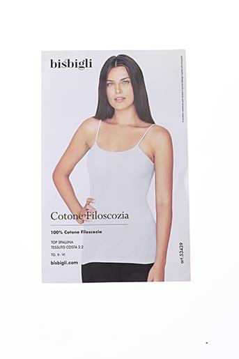Top/Caraco chair BISBIGLI pour femme