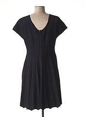 Robe mi-longue bleu ZAPA pour femme seconde vue
