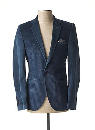 Veste chic / Blazer bleu GIORGIO DIMARE pour homme