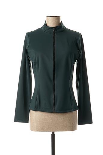 Veste casual vert CAMOMILLA pour femme