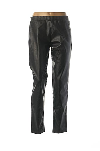 Pantalon casual noir CALZEDONIA pour femme